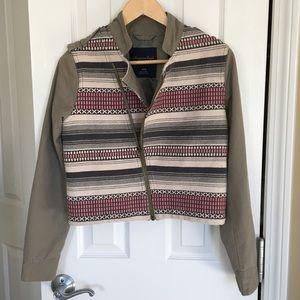American Eagle Southwestern Style Jacket